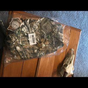 NWT Men's 34x30 Realtree Edge camo hunting pants